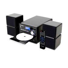 MAJESTIC AH2336 IMPIANTO STEREO SISTEMA HI-FI CD MP3 USB RADIO FM TELECOMANDO