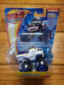 Fisher Price Blaze and the Monster Machines New Die-Cast Darington 2020