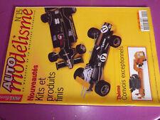 T.0 Auto Modelisme n°15 Mercedes Benz 230 SLK / McLaren F1 GTR LM