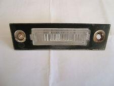 Fiat Stilo rear number plate light