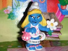 "Smurfs PVC Figurine Smurfette Cake Topper Decoration Excellent Condition 2"""
