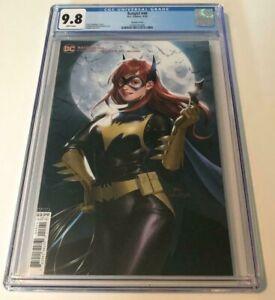 DC Comics BATGIRL #46 INHYUK LEE VARIANT COVER