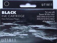 IJ-T1811 encre Noire pour XP102/202/205/212/215/305/312/315/402/405/412/415