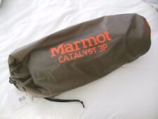 New Marmot Catalyst 3P Person Light Weight freestanding Backpacking tent