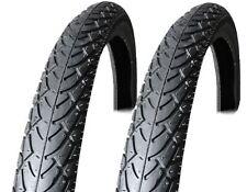 "2x Mitas V41 Walrus 18x1.75 (47-355) 1 Paar 18"" Fahrrad Reifen schwarz"