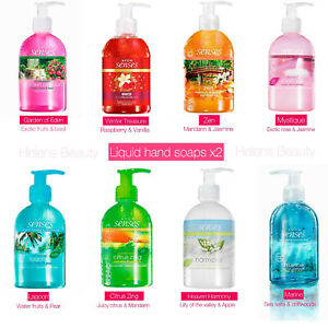 AVON 2 x HAND WASHES / LIQUID SOAPS ~ 250ml each ~ VARIOUS TO CHOOSE FROM  *NEW*