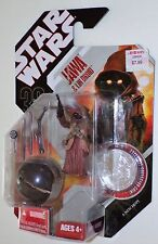 Star Wars The 30th Anniversary A New Hope JAWA & LIN DROID w/silver coin MOSC
