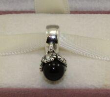 AUTHENTIC PANDORA Drop, black onyx, 790379o  #511