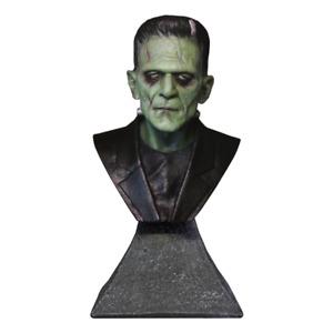 Universal Monsters Frankenstein Mini Bust by Trick or Treat Studios