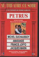 Au Theatre Ce Soir Dvd Petrus Marcel Achard Amarande Michel Duchaussoy