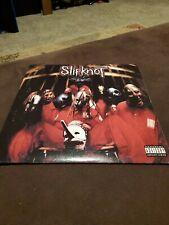 Slipknot by Slipknot (Record, 2000) limited edition slime lime green vinyl