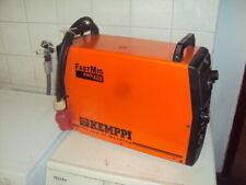Kemppi Kempact R A 253 323 MAG Schweißgerät Schweißmaschine Edelstahl Aluminium