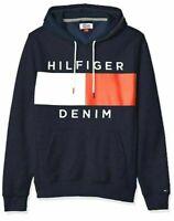 Tommy Hilfiger Herren Pulli, Kapuzenpullover, Pullover, Sweater, Große: Large