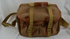Vintage Camera Bag Billingham System 2 Tan Leather Canvas Travel 440 445