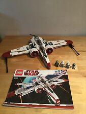 Lego Star Wars 8088 - ARC-170 Starfighter (Unboxed)