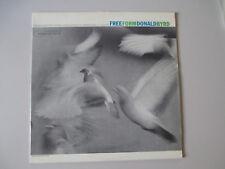 DONALD BYRD-FREE FORM-BLUE NOTE 4118 1ST MONO-NEW YORK USA-VAN GELDER- VINYL LP
