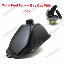 Metal Fuel Tank Gas Cap W/ Lock For Chinese 50cc 70 90 110cc 125cc Kids Quad ATV