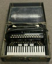 Vintage Sano Stereo Twenty Accordion w/ Case *FREE SHIPPING*