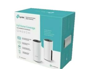 TP Link Deco AC1200 Mesh Wi-Fi Wireless Router System 2-Pack NIB