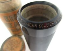 Edison Blue Amberol 'The Unknown Soldiers Grave' (5102)