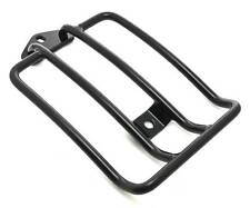 Portabultos negro Black para Harley sportster XL Nightster luggage rack a partir de 04 -