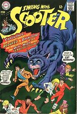 DC Comics, Swing with Scooter #8 Sept 1967 Very Good/Fine Condition