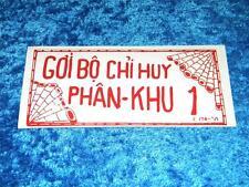 Vietnam War 1970 Authentic & Original Chieu Hoi Leaflet Only $14.95 Free S/H