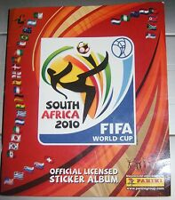 30 Panini 2010 FIFA World Cup stickers. Pick 30 from 406