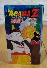 DRAGON BALL Z Androids : Invasion VHS VIDEO 2000