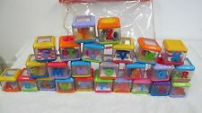 FISHER PRICE PEEK A BLOCKS ALPHABET COMPLETE SET A-Z