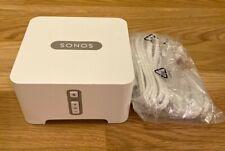 Sonos Connect Digital Media Streamers Gray Bottom
