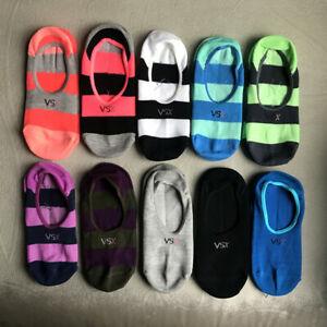 10 Pairs/lot Victoria's Secret Sock VS Sock LOVE PINK No Show Socks
