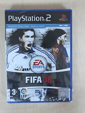 Fifa 08 Play Station 2 PAL ESPAÑOL NUEVO