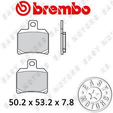 6216896 PASTIGLIE FRENO MALOSSI APRILIA RS 50 2T LC EURO 2 2006-/> DERBI D50B1