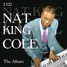 Nat King Cole -The Album von Nat King Cole  2 CD NEU OVP