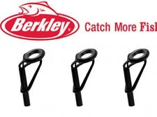 Berkley Fishing Rod Guide Tip Repair Kit - 3 Replacement Tips