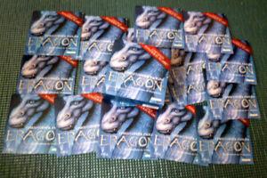 17 CD BOX ERAGON Teil 1 Vermächtnis der Drachenreiter UNGEKÜRZTE Lesung KEIN MP3