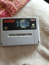 Illusion of Time PAL  SNES Super Nintendo