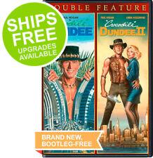 Crocodile Dundee / Crocodile Dundee II Double Feature (DVD, 2013) NEW, Hogan
