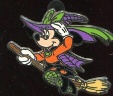 Halloween 2015 Witch Minnie Disney Pin