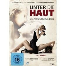 UNTER DIE HAUT - GEFÄHRLICHE BEGIERDE DVD NEU