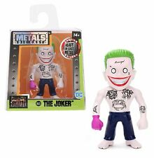 "JADA 2.5"" METAL SUICIDE SQUAD THE JOKER PINK GLOVE DIE-CAST ACTION FIGURE 84853"