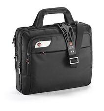 i-stay 15.6  16 inch Laptop Organiser Bag with Non-slip Shoulder Strap - Black