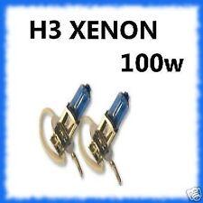 Xenon Nebelscheinwerfer Birnen H3 + 501s Passend Für Subaru JUSTY III 04