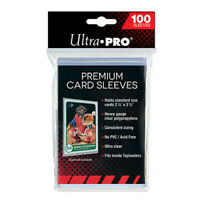 Ultra Pro Premium Soft Sleeves Trading Card Standard Deck Protectors Pokemon MTG