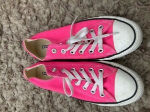 Size UK 6 - Converse Chuck Taylor All Star OX Pink - M9007