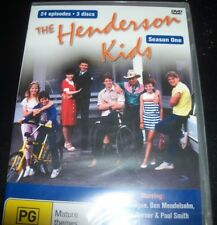 The Henderson Kids Season 1 (Kylie Minogue) (Australia Region 4) DVD – New