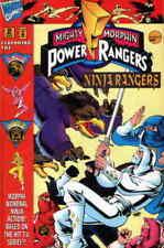 Mighty Morphin Power Rangers: Ninja Rangers/VR Troopers (Saban's…) #2 FN; Marvel