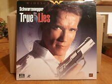Laserdisc - True Lies  2er Disc-Set NTSC THX Version