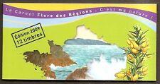 FRANCE 2009 Carnet Adhésif BC 291 LA FLORE DU NORD -NEUF** NON plié LUXE